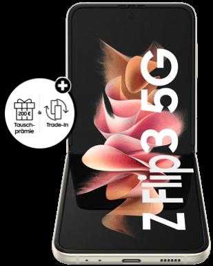 Samsung Galaxy Z Flip3 5G mit o2 Free M mit 20 GB