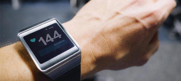 Samsung Smartwatch EKG