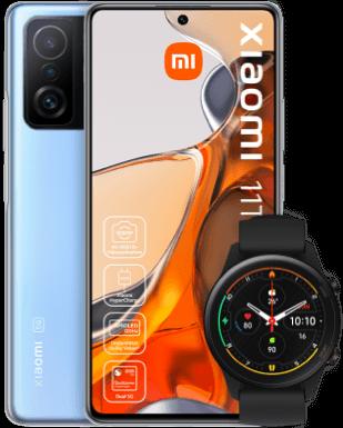 Xiaomi 11T Pro mit o2 Free M Boost mit 20+20 GB