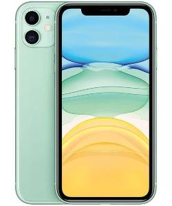 iPhone 11 in grüner Farbe