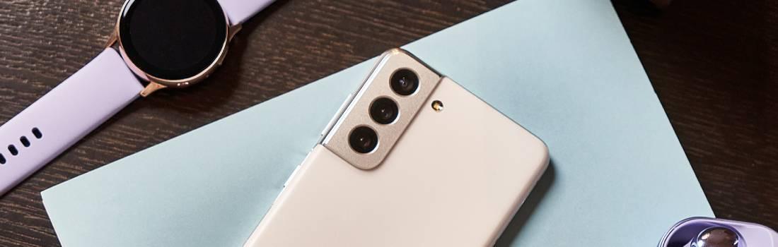 Samsung Galaxy A72 vs Galaxy S21 Triple-Kamera