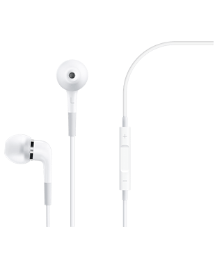 Apple In-ear Headphones Remote+