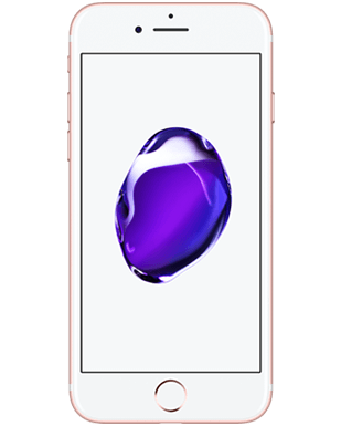 Apple iPhone 7 Roségold
