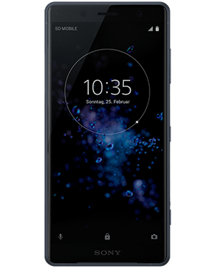 Sony Xperia XZ2 Compact Detailansicht