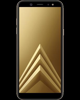 Samsung Galaxy A6 Detailansicht