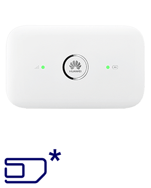 Huawei E5573s mobiler Hotspot