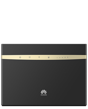 Huawei LTE Router (o2 HomeSpot)