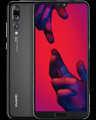 Huawei P20 Pro Detailansicht