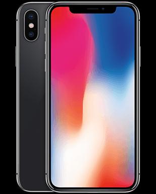 iPhone X Detailansicht