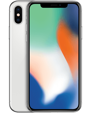 iPhone X Detailansicht