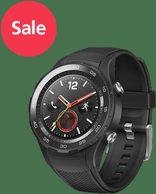 Huawei Watch 2 (4G Sport) Detailansicht