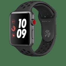 Apple Watch Nike+ LTE Alu 42mm