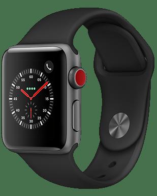 Apple Watch S3 LTE Alu 38mm Sport