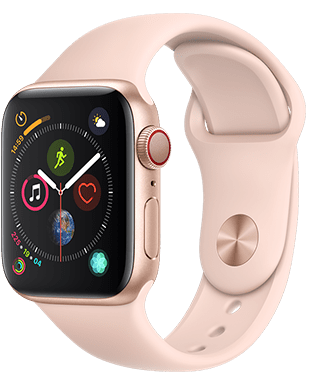 Apple Watch S4 LTE Alu 40mm Sport