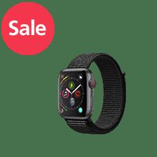 Apple Watch S4 LTE Alu 44mm Loop