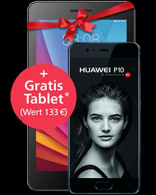 Huawei P10 + Tablet