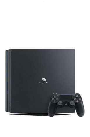 Sony Playstation 4 Pro 1TB Detailansicht