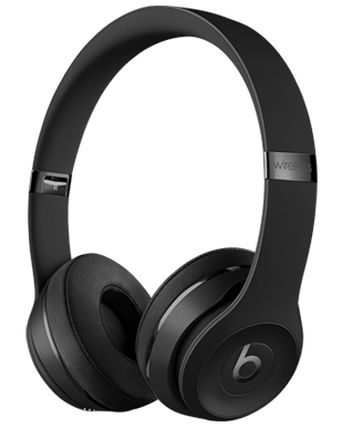 Beats Solo3 Wireless, Schwarz