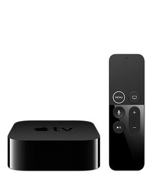 Apple TV 4K 64GB Detailansicht