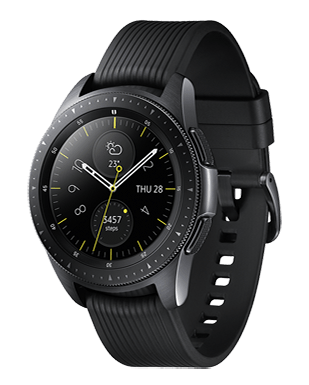 Samsung Galaxy Watch 42mm Detailansicht