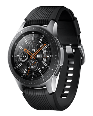 Samsung Galaxy Watch 46mm Detailansicht