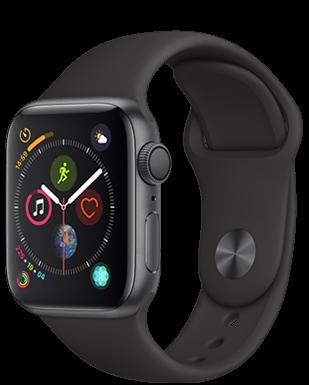 Apple Watch S4 Alu 40mm Sport