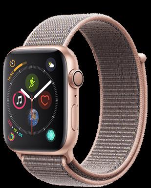 Apple Watch S4 Alu 44mm Loop
