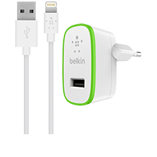 Belkin Wall Charger Lightning 2.4
