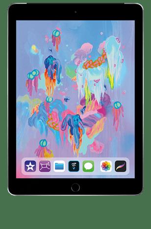 iPad (WiFi + Cellular)