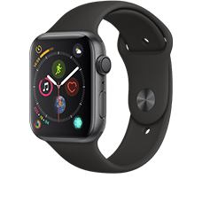 Apple Watch S4 Alu 44mm Sport