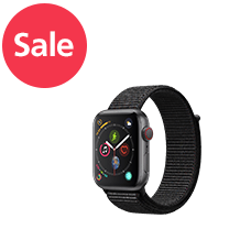 Apple Watch S4 LTE Alu 44mm Sport