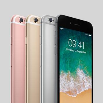 Apple Iphone 6s Mit Vertrag Günstig Kaufen Bei O2