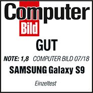 Testlogo Samsung Galaxy S9