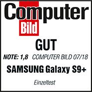 Testlogo Samsung Galaxy S9+