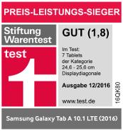 Testlogo Logo Samsung Galaxy Tab 10.1 (2016)