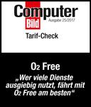 Computer Bild: o2 Free für Vielnutzer am besten