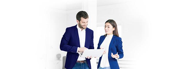 Business Partner Online System