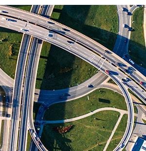 Selbstfahrende Autos auf öffentlichen Straßen
