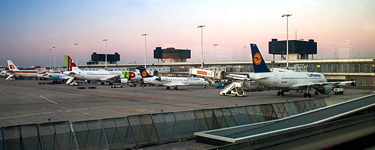 Flughafen München Pilot Digitalisierung