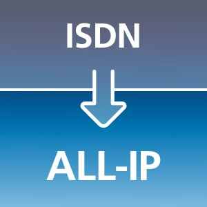 Grafik Migration zu All-IP