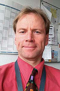 Jan Markus Peters, Betriebsmanager Dataport