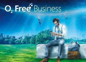 Visualisierung o2 Free Business