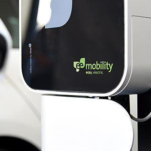 eeMobility Ladestation