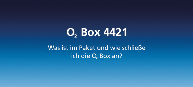 O2 Box 4421