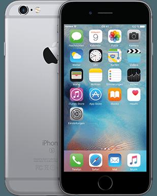 apple iphone 6s mit vertrag g nstig kaufen bei o2. Black Bedroom Furniture Sets. Home Design Ideas