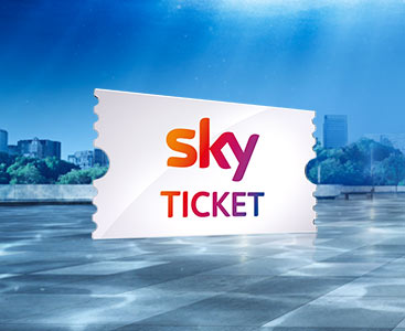Sky Ticket bei o2