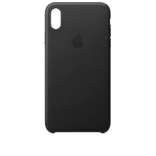 Apple iPhone XS Max Leder Case