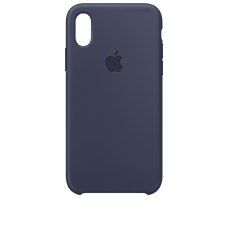 Apple iPhone XS Silikon Case