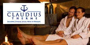 Spa-Aufenthalt De Luxe in der Claudius Therme
