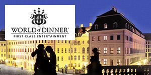 Dinnershow von WORLD of DINNER